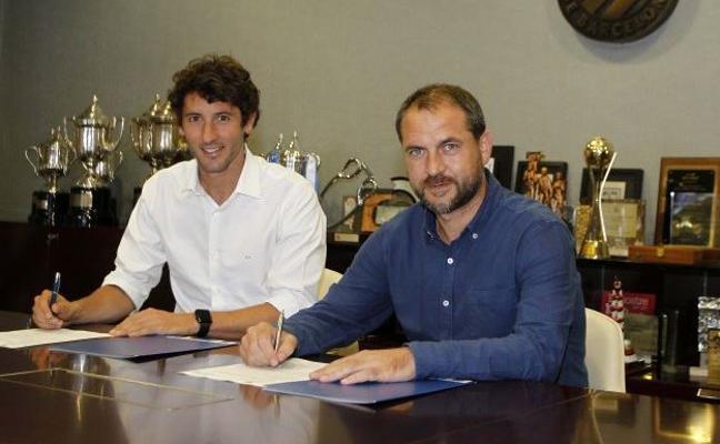 Granero firma con el Espanyol hasta 2020