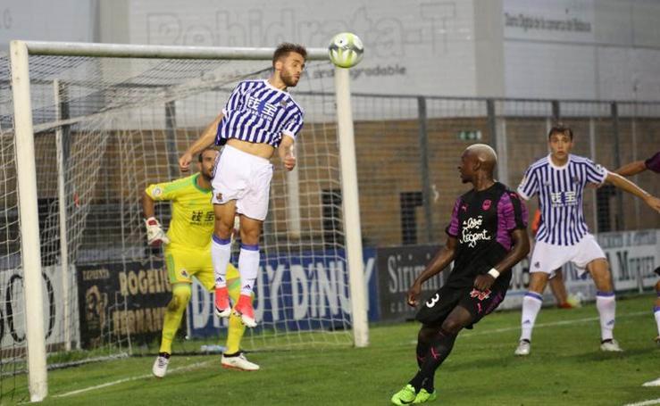 Real Sociedad 0 - 1 Girondins