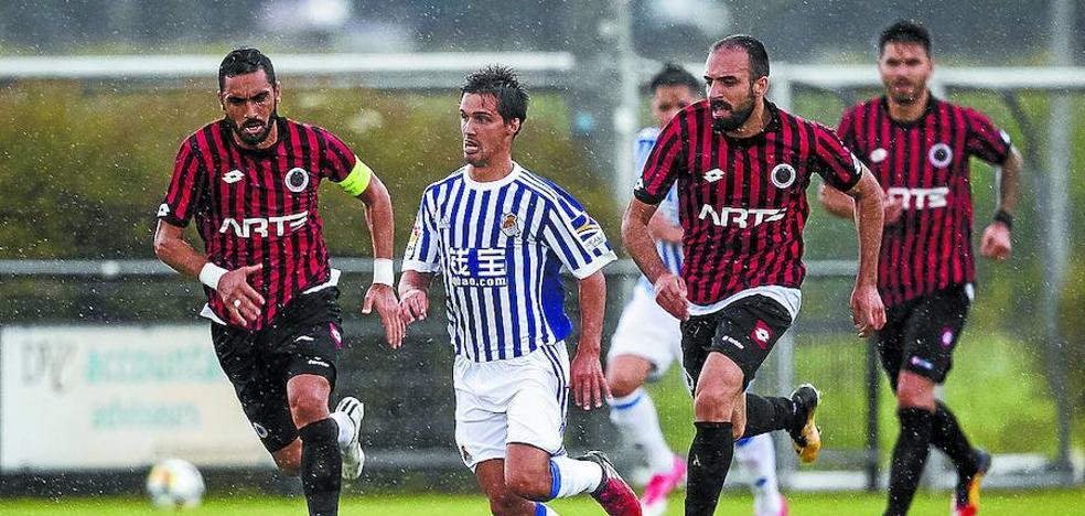 Real Sociedad: Mucho ritmo pero poca precisión en el pase final