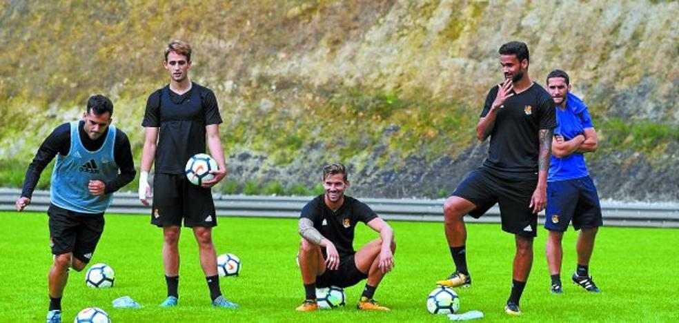 Eusebio perfila el once para la Liga