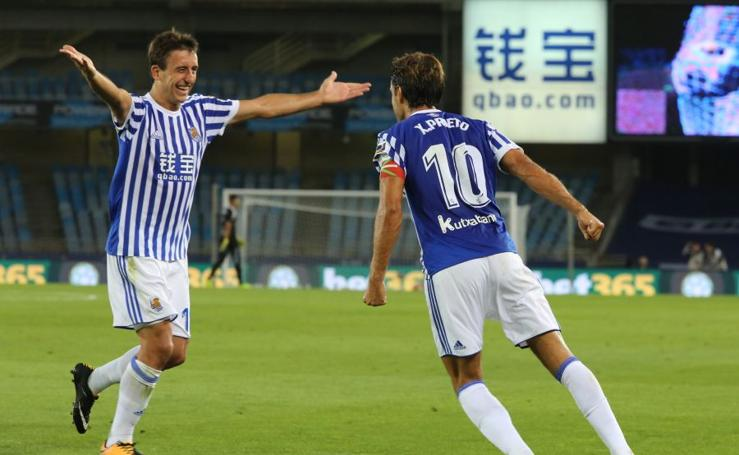 Real Sociedad 3 - Villarreal 0