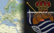 Los viajes de la Real por europa