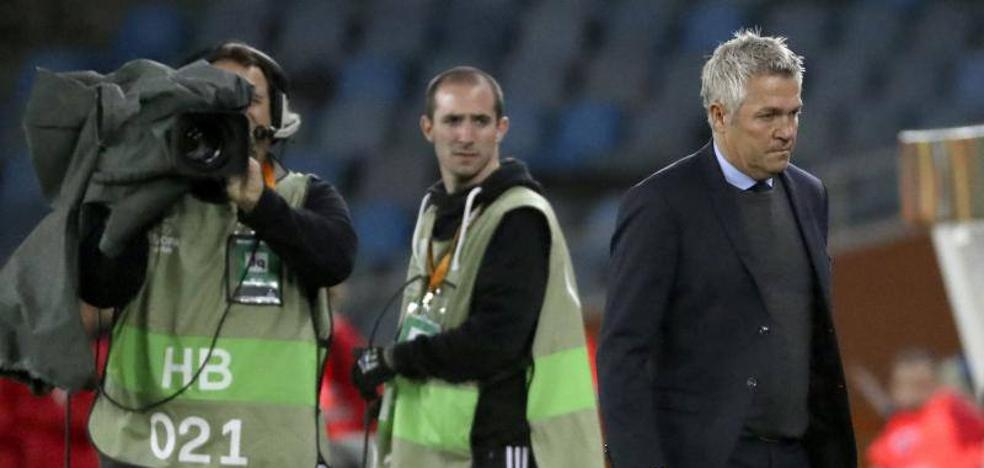 El entrenador del Rosenborg: «Los dos primeros goles han sido un golpe muy duro»