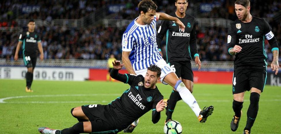 Especial Real Sociedad-Real Madrid