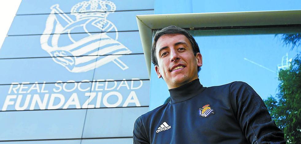 Mikel Oyarzabal: «No vale de nada marcar si no ganamos»