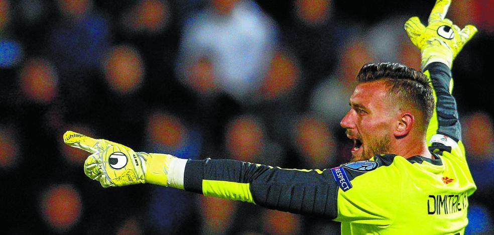 Stole Dimitrievski: «Al Vardar le gusta jugar al contraataque»