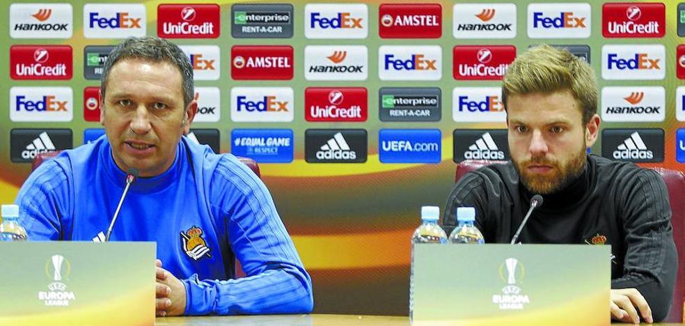 Eusebio: «Estamos preparados para ganar»