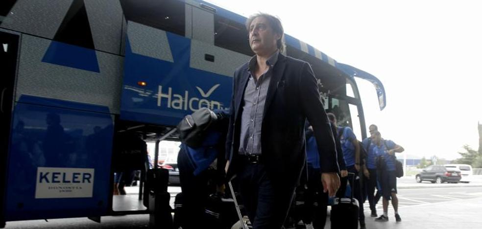 Loren: «Es un partido importante para nuestras opciones en Europa League»