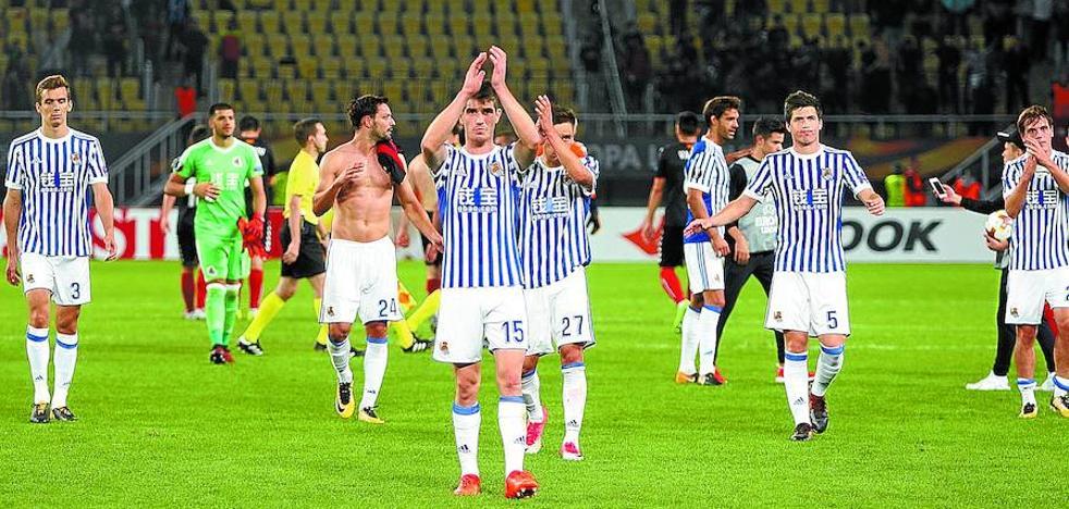 Cinco récords que deja el 0-6 al Vardar