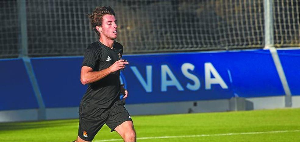 El Real Madrid sigue muy de cerca a Álvaro Odriozola