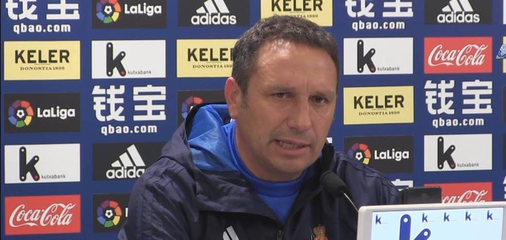 Eusebio: «Ante el Espanyol tenemos una oportunidad para consolidar nuestro crecimiento»
