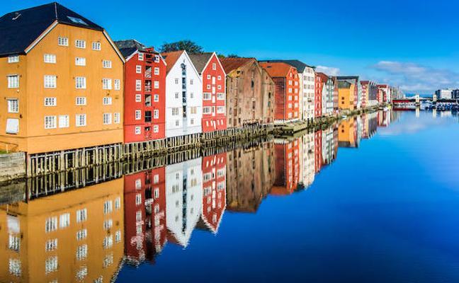 Trondheim, una ciudad a las puertas del paraíso
