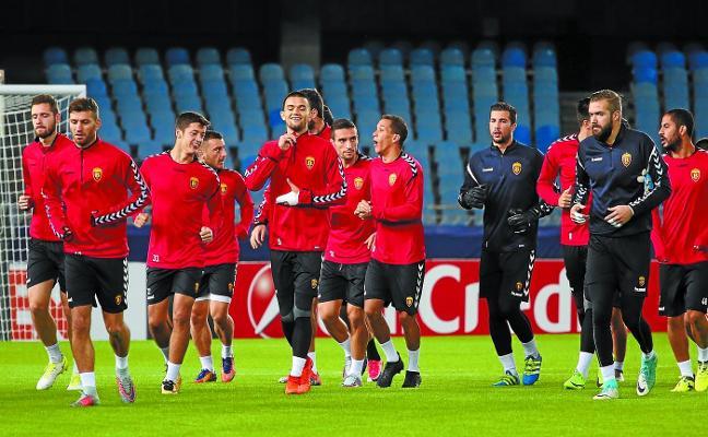 El macedonio Bardhi ve al Vardar «muy motivado por jugar en Anoeta»