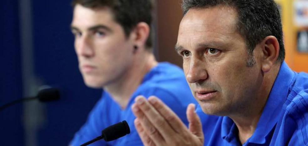 Real Sociedad: Eusebio no se fía del Vardar y reclama poner toda la atención en este partido