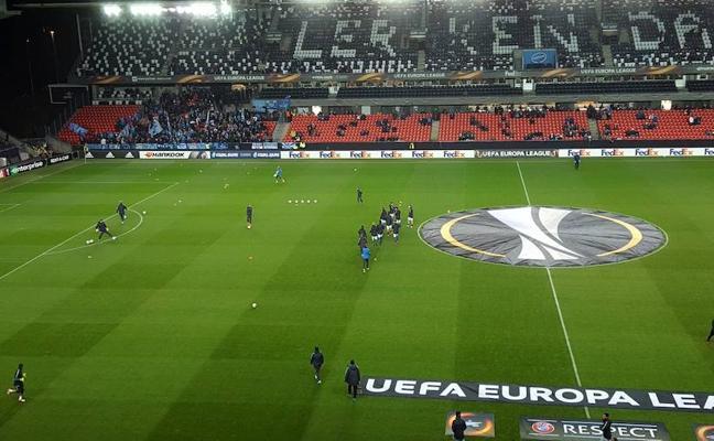 Rosenborg - Zenit en directo