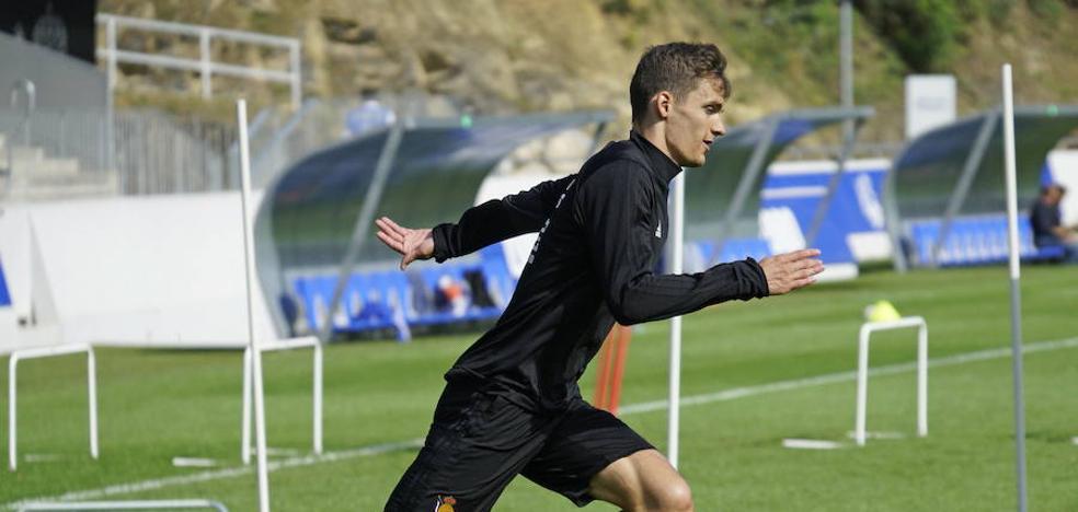 Diego Llorente: «Estamos en el buen camino»