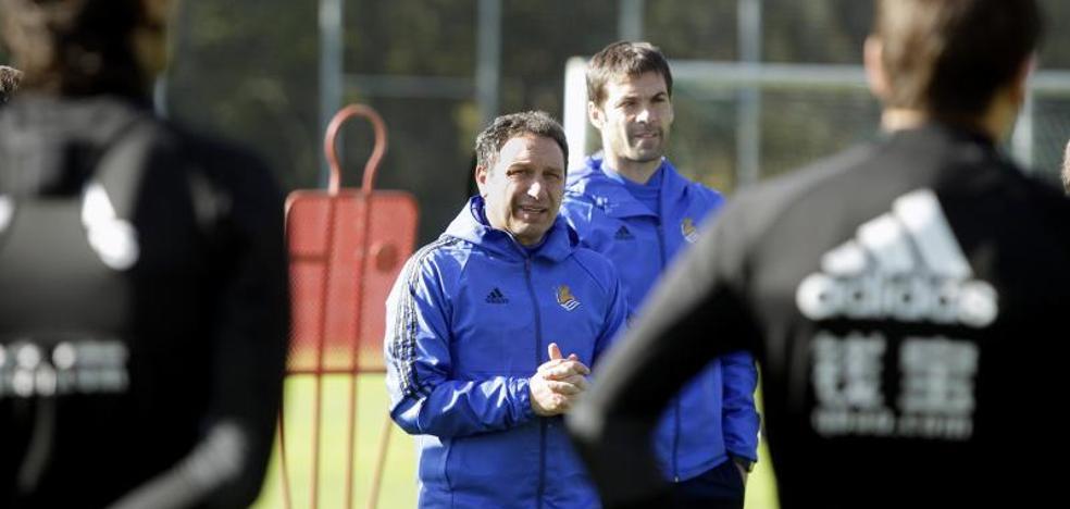 Eusebio: «¿El Girona, fácil? Nos espera un rival en muy buena dinámica»