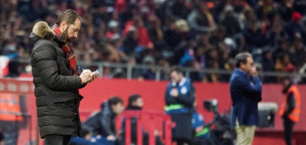 Pablo Machín: «El empate es bueno»