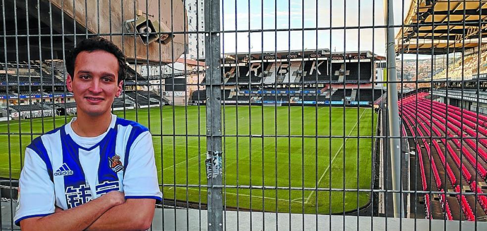 El donostiarra que sigue al Rosenborg