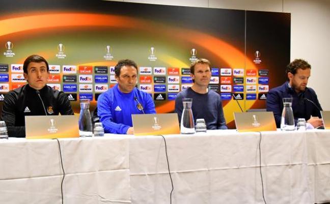 Eusebio: «No vamos a especular, venimos a ganar»