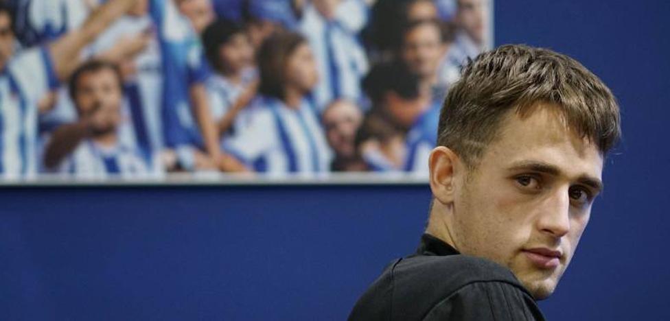 Adnan Januzaj: «¿Por qué no vamos a poder ganar la Europa League?»