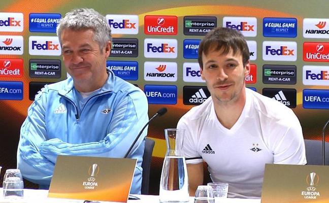 «Con suerte y jugando bien podemos ganar a la Real Sociedad»