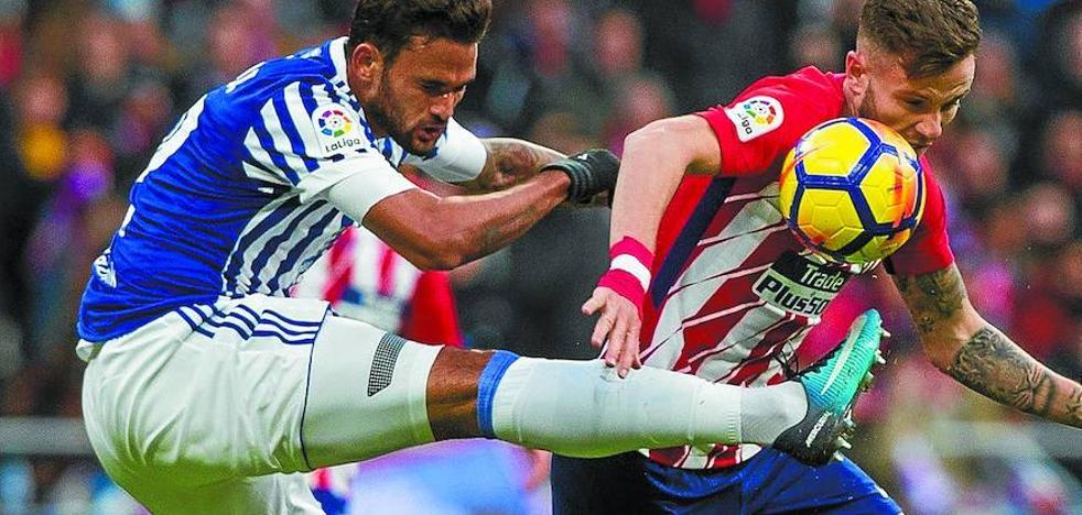 Recuperados: el uno a uno de la derrota de la Real Sociedad ante el Atlético