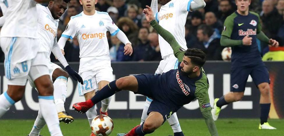 Así es el Salzburgo, rival de la Real Sociedad en la Europa League