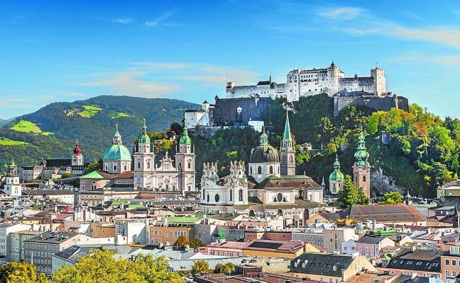 Salzburgo: la cuna de Mozart rezuma cultura musical y cervecera