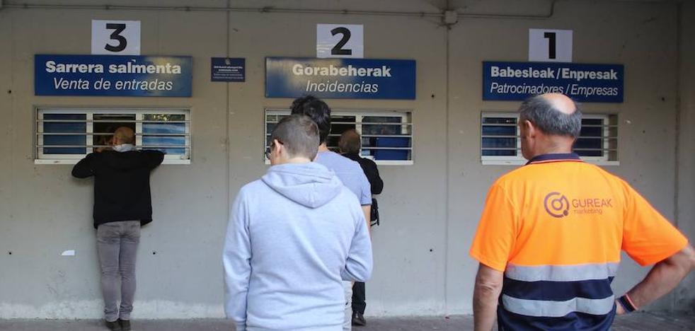 La Real recibe 1.500 entradas a 25 euros para Salzburgo