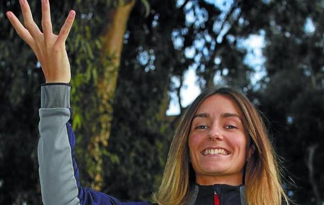 Ainhoa Vicente: «La Real vendrá a complicarnos la vida, con las pilas bien cargadas»
