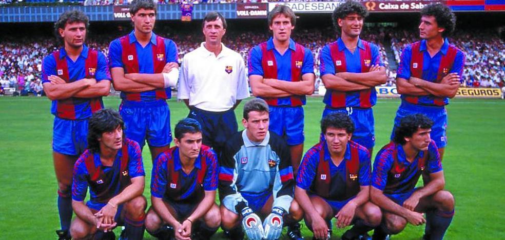 Eusebio y Valverde, dos legados de la escuela Cruyff