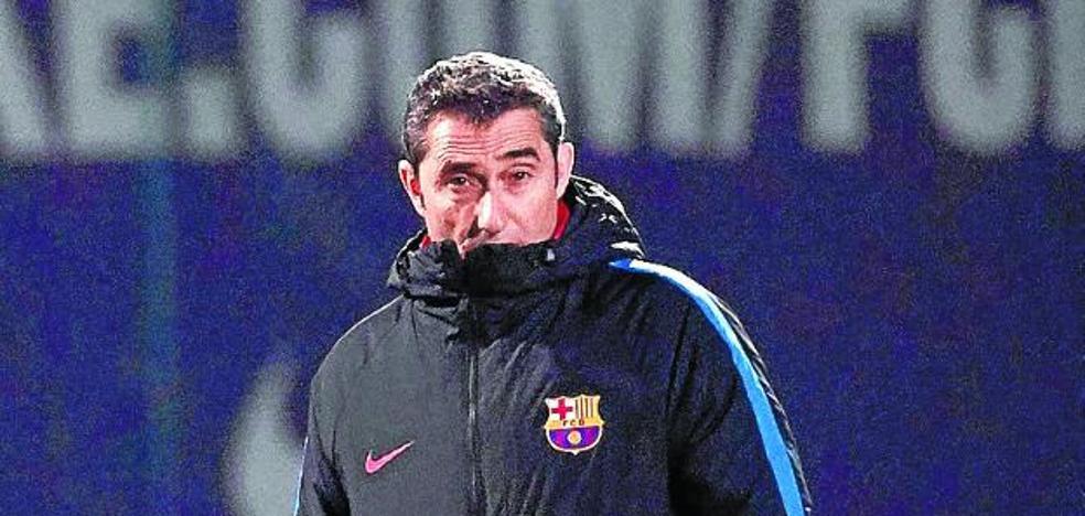 Valverde: «Anoeta es el campo más difícil»