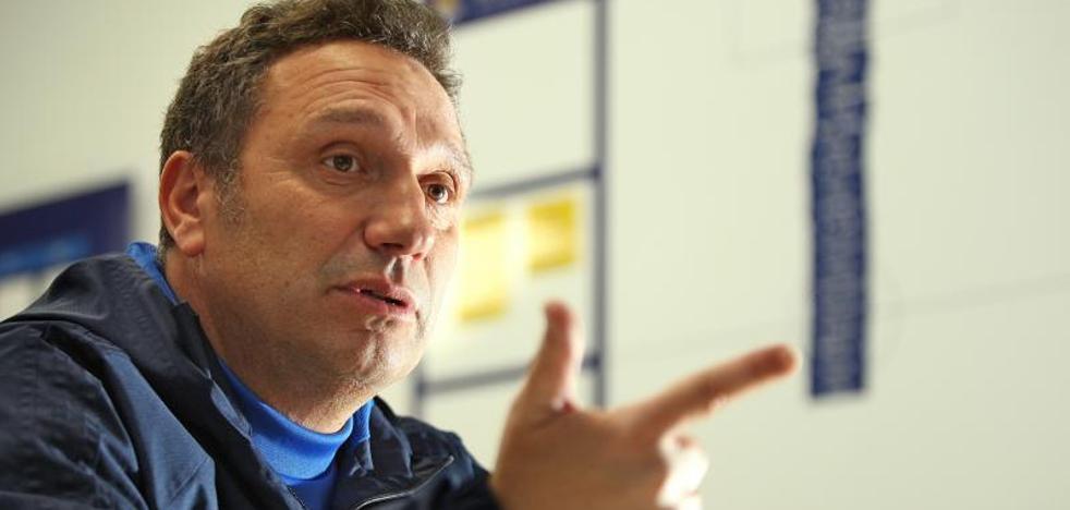 Eusebio: «La sucesión de errores en nuestro juego nos ha ido minando el ánimo y no lo podemos permitir»