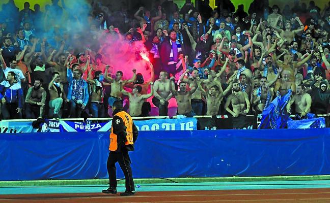 La UEFA multa al Zenit y exculpa a la Real