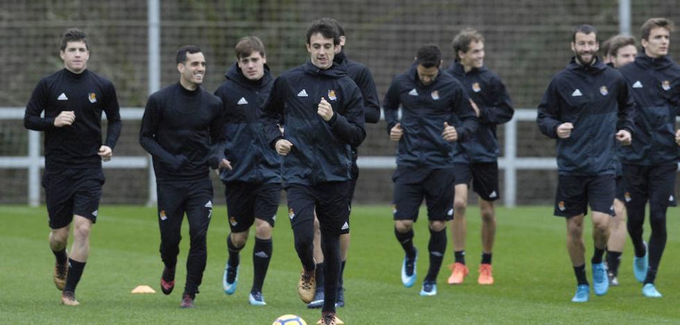 La Real Sociedad, contra el Celta sin Iñigo, 'Zuru' ni 'Charly'