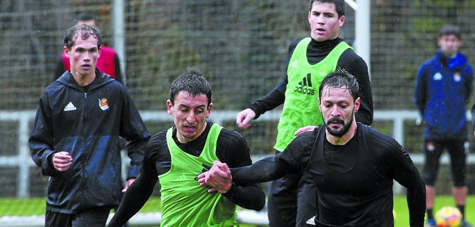 La tercera Real Sociedad más goleada en medio siglo