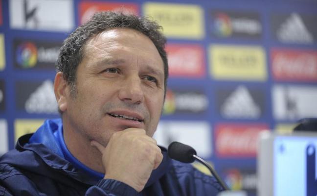 Eusebio: «Desde el club percibo confianza y tranquilidad»
