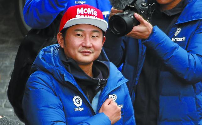 Lee Chun Soo: «De Pedro era mi mejor amigo en la Real»