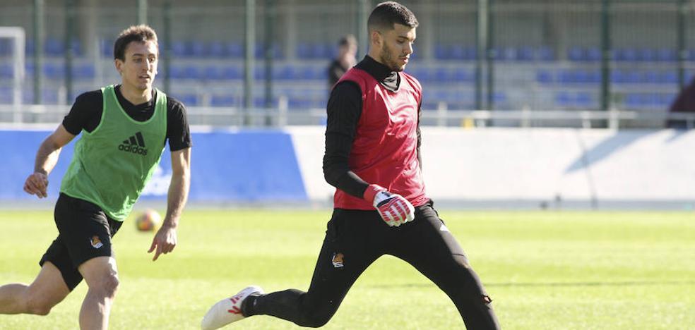 Rulli: «El partido contra el Villarreal es una final»