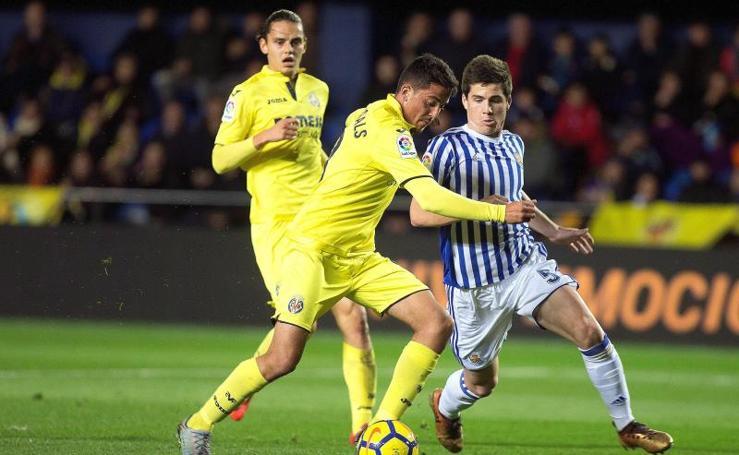Villarreal 4 - Real 2