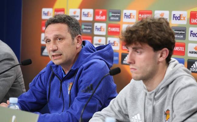Eusebio: «Esta eliminatoria es una oportunidad única y no la podemos desaprovechar»