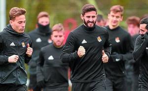 Dos partidos clave para el futuro de Eusebio en la Real Sociedad
