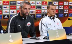 Marco Rose: «La Real Sociedad tiene gran calidad, pero estamos preparados»