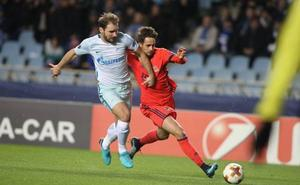 La Real Sociedad ocupa el puesto 71 en el ranking de la UEFA y el Salzburgo, el 34