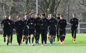 Héctor Moreno y Kevin Rodrigues, ausentes ante el Levante
