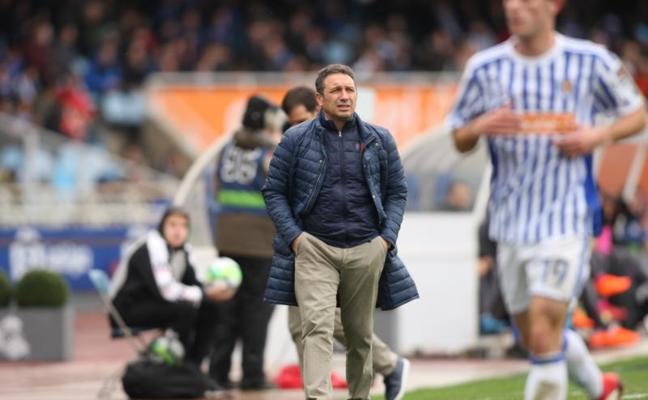 Eusebio: «Hemos tenido equilibrio. Ahora queremos ganar en Salzburgo»