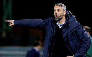 El técnico del Salzburgo, obsesionado con una victoria contra Real Sociedad