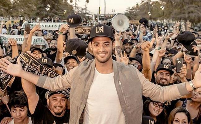 «Estoy feliz en Los Ángeles, cada día es mejor», reconoce un pletórico Vela