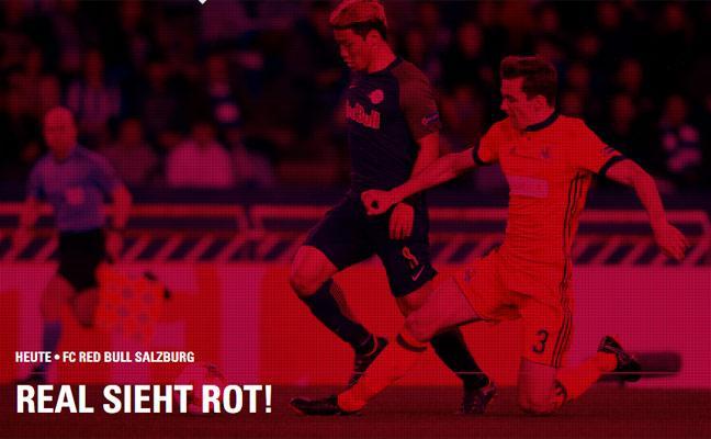 El desafío rojo del Salzburgo contra la Real Sociedad